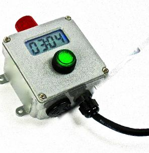 Digital timer with relay output