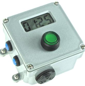 DIGITAL pushbutton TIMER