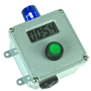 Digital Timer with beacon LED