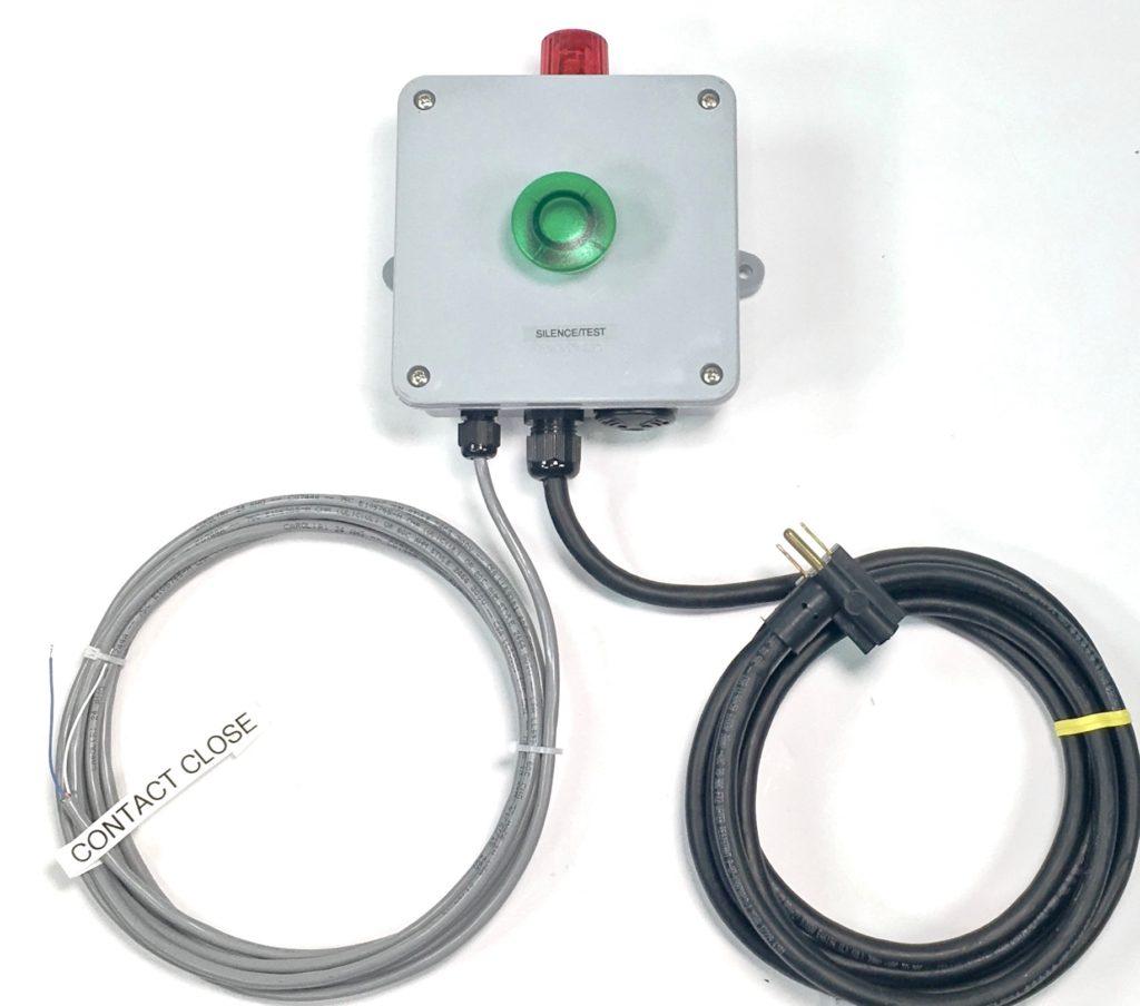 Alarm box - relay