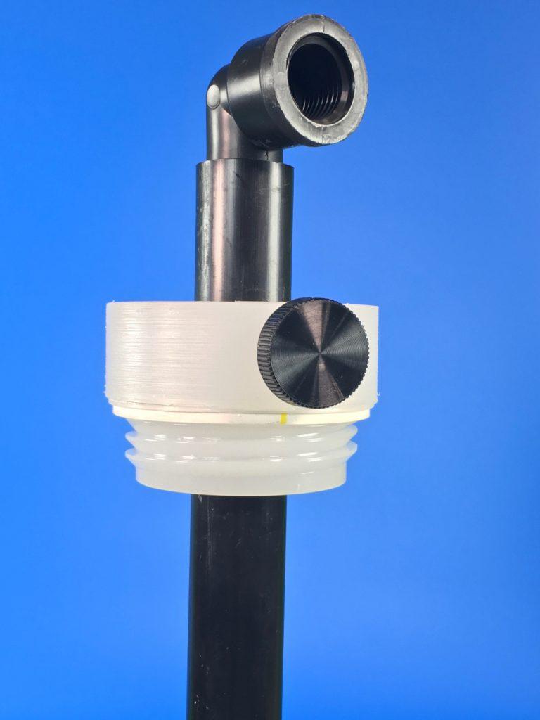 drum suction pipe