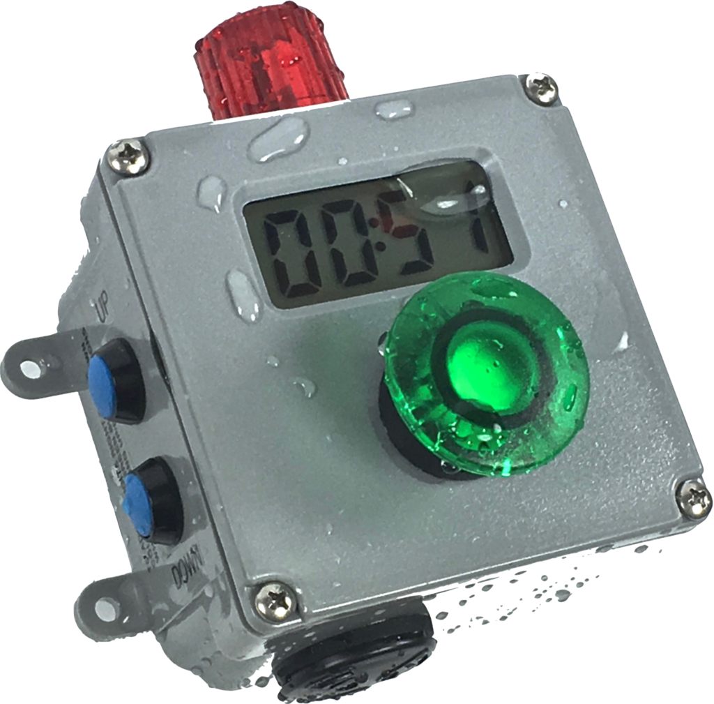 waterproof timer