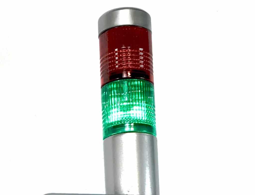 Mini tower light