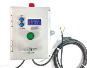 Timer with wireless start stop