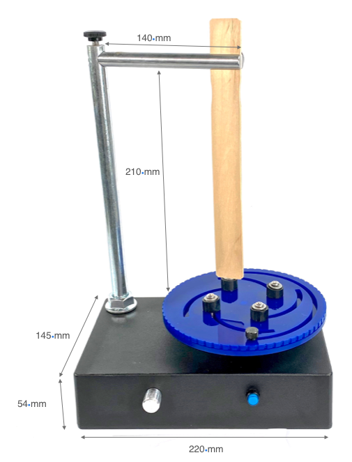 Tabletop Resin mixer