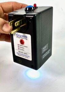 PFA-4 with glow