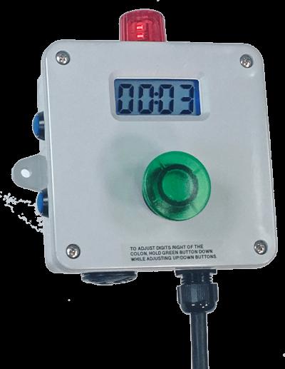 Digital Factory timer - powered